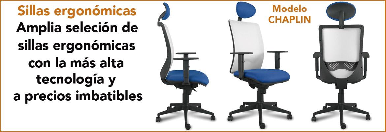Sillas de oficina online sillas de escritorio sillas for Precio de sillas ergonomicas