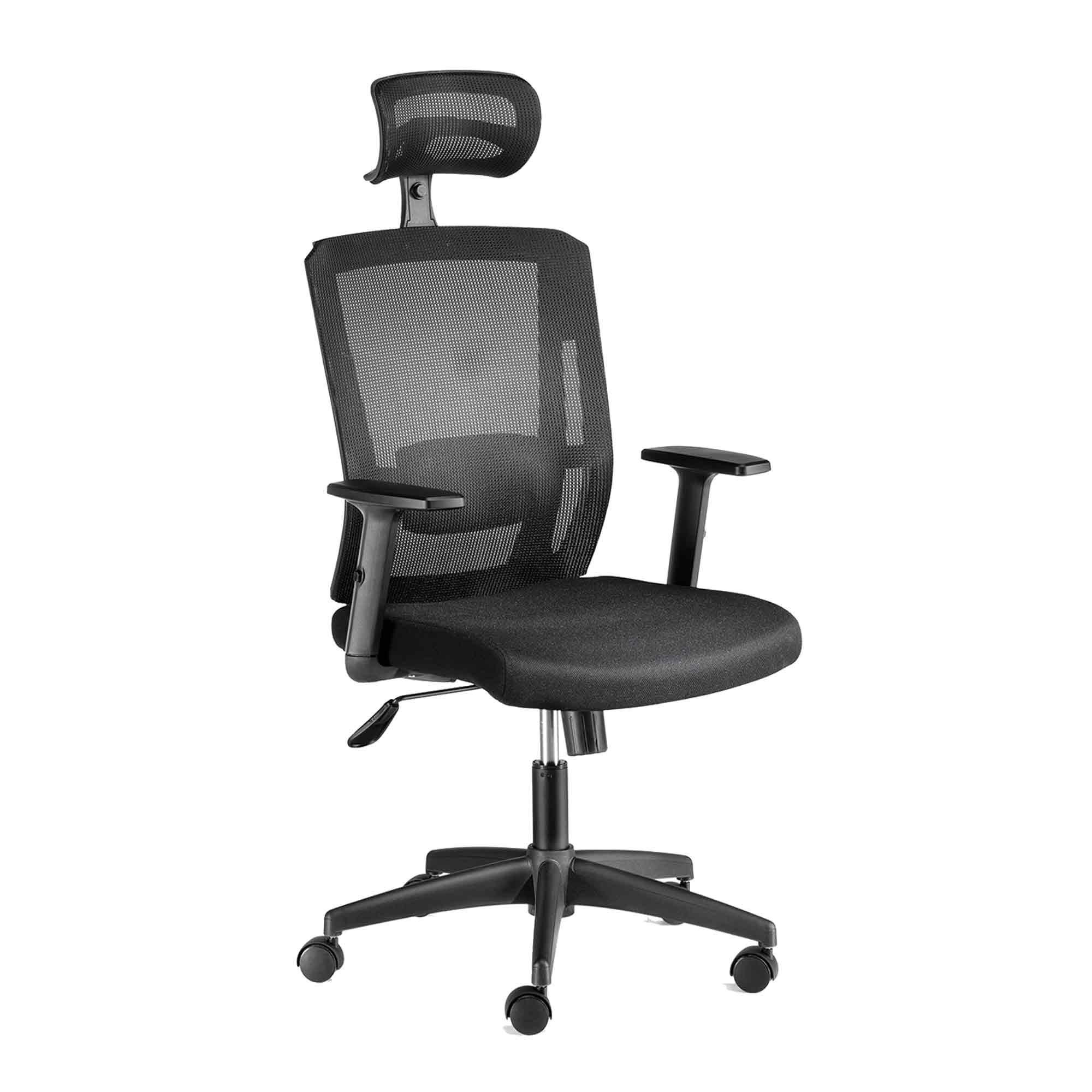 silla de oficina operativa